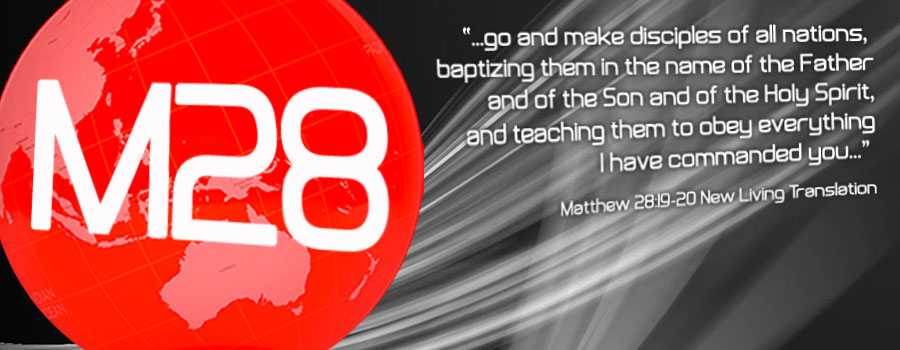 Matthew 28 Missions - Kingborough Family Church
