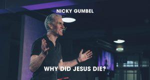 Alpha Why Did Jesus Die