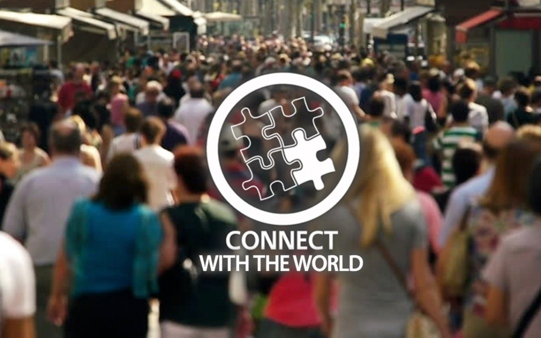 Connect with the World