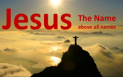 Jesus : Name above all Names