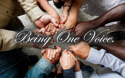 Being One Voice