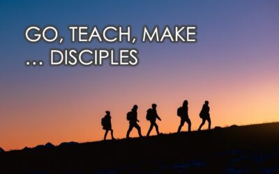 Go, Teach, Make