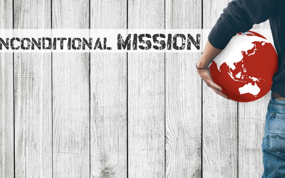 Unconditional Mission – Ps Mark Ireland