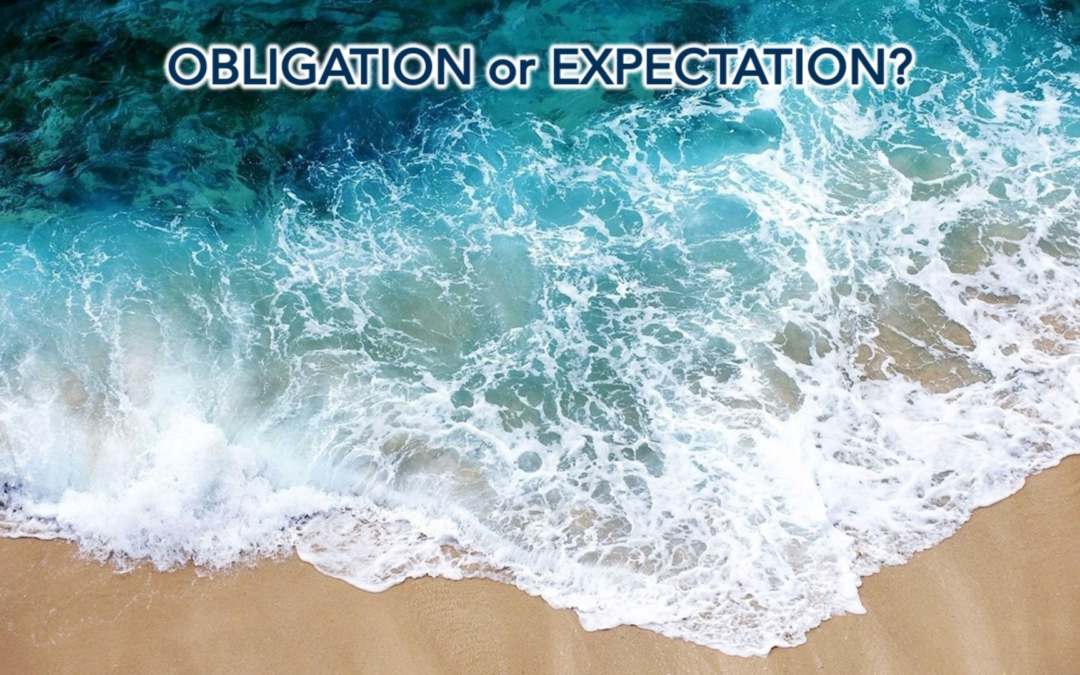 Obligation or Expectation by Andrea Ireland